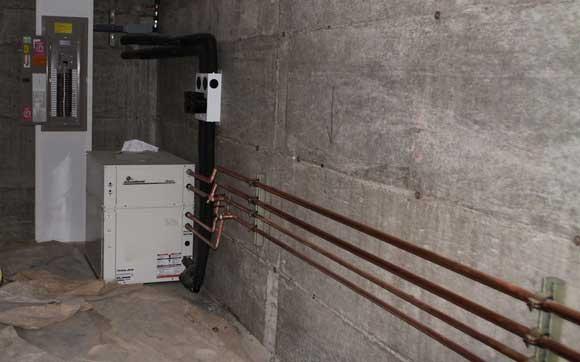Отопление в частном доме краснодар