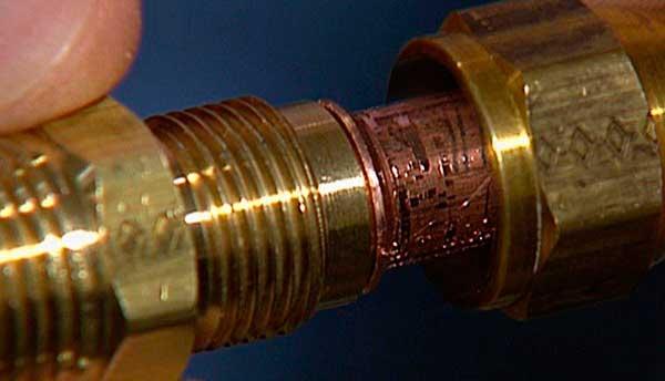 Развальцовка алюминиевых трубок своими руками