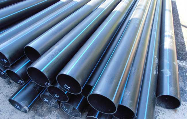 Труба напорная из полиэтилена высокого давления диаметром 500 мм